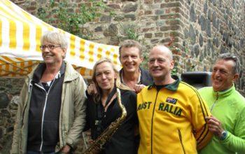 Jazzpack Cologne am 10. Juni 2017 im Kater 26, Bonn